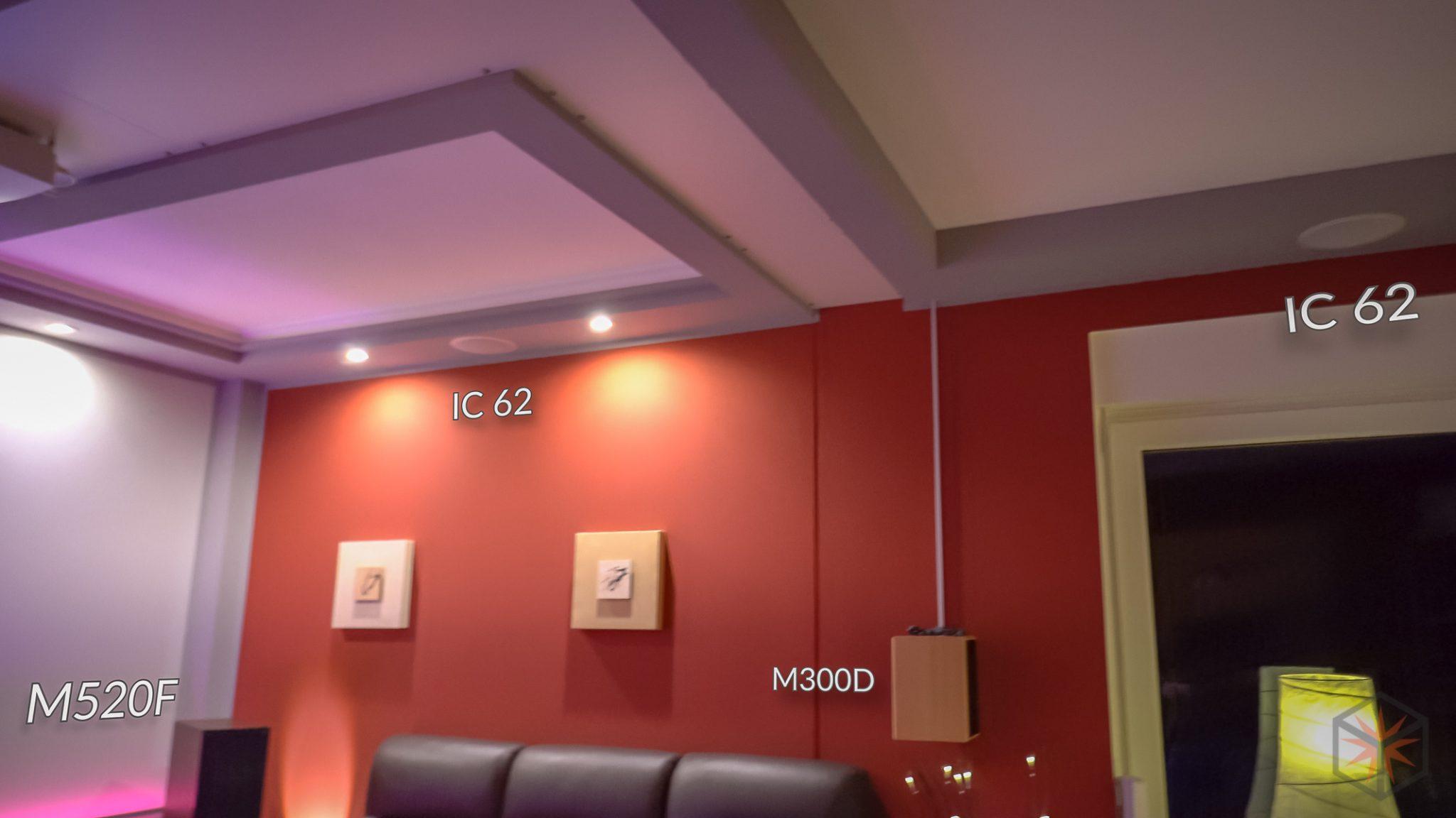 Atmos Height Speaker (IC 62)