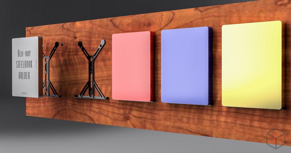 Blu-ray-Steelbook-Halter-magnetisch