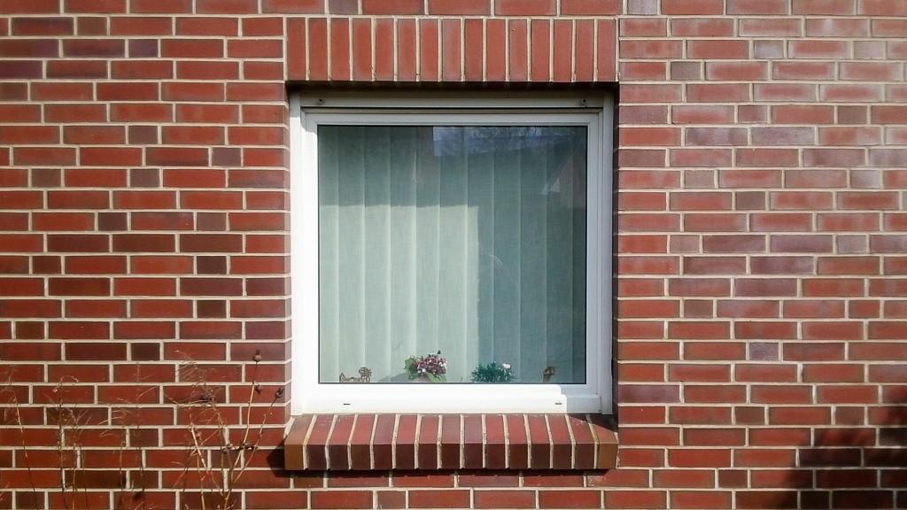 Altes Fenster zum Arbeitszimmer