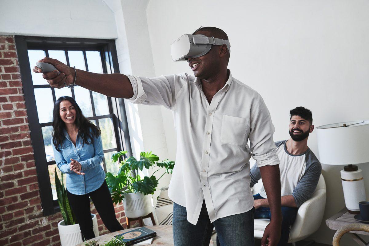 Diese Oculus GO Spiele sind ihr Geld wert.