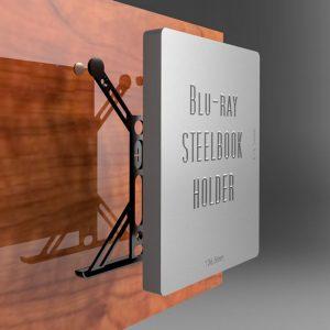 Steelbook Halter mit Magneten