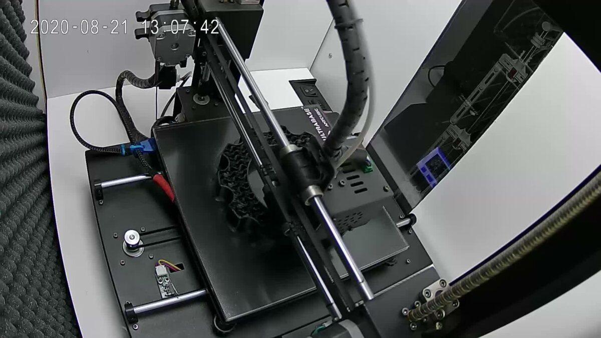 WLAN-Kamera zur 3D-Drucker Überwachung