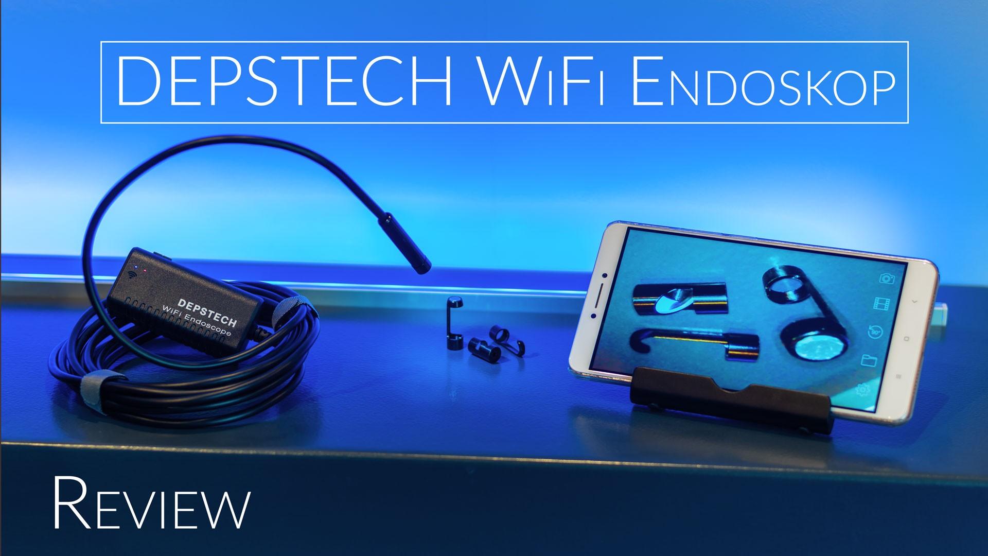 Kabelloses WiFi Endoskop