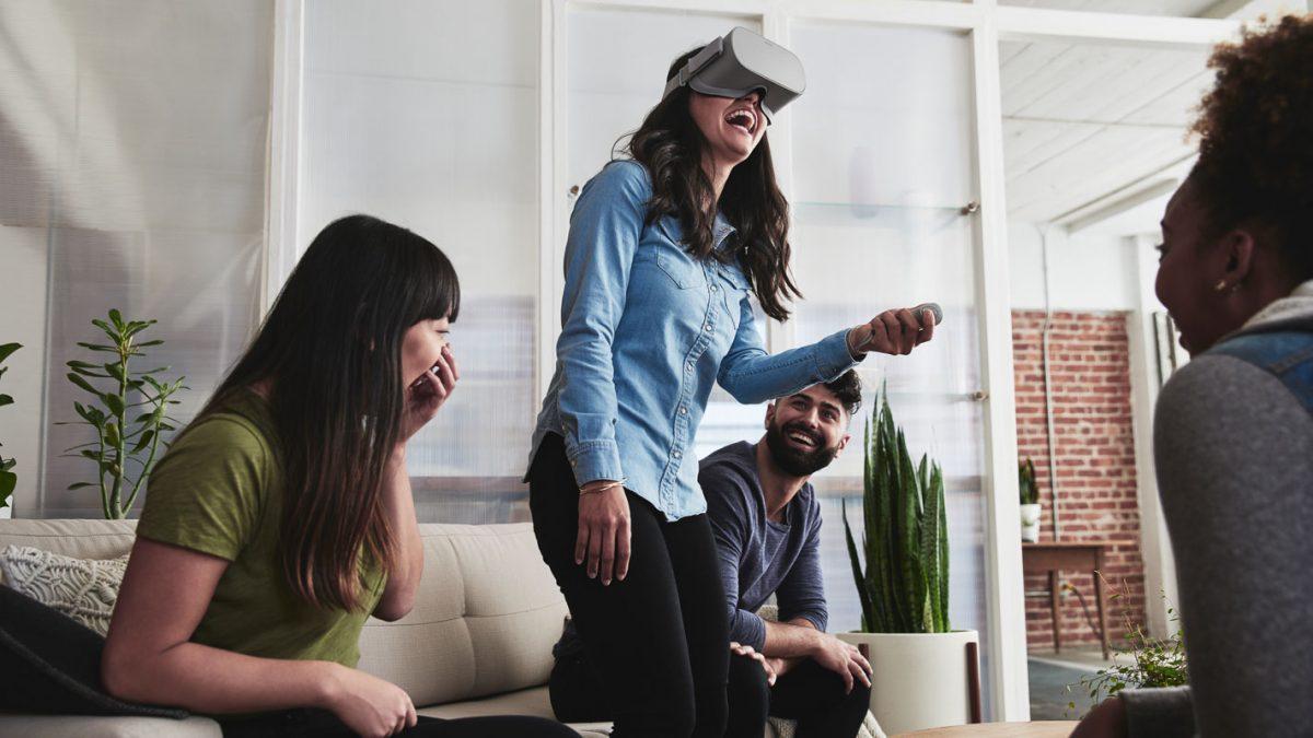 Die besten kostenlosen Apps und Games für Oculus GO