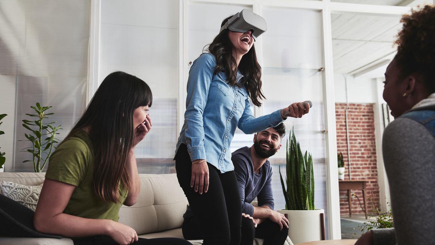Die besten Apps und Games für Oculus GO